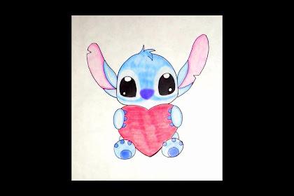 Stitch Dibujos De Amor