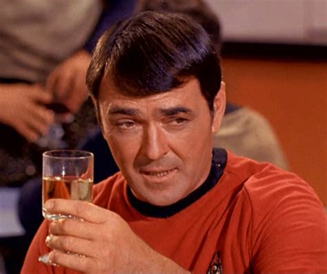 Star Trek's Scotty Finally Gets His Ashes To Space   The