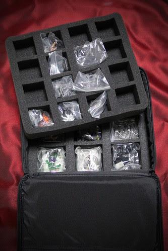 Ultra Pro Miniature Carrying Case WizKids HeroClix_003