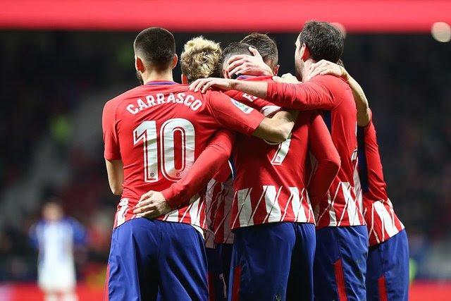 Derby Madrid memang berakhir imbang satu sama Ketika Satu Laga Derby Memecahkan 5 Rekor