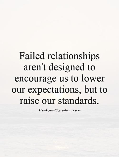 High Standards Quotes Sayings High Standards Picture Quotes