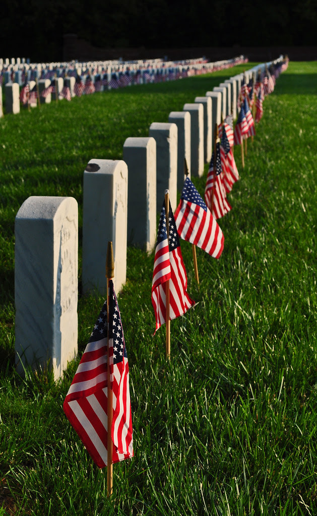 Hampton National Cemetery - Memorial Day 2010 (5)