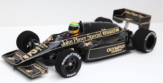 Lotus + Senna