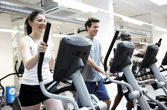 Scientists have suggested shorter bursts of exercise can be more effective than long gym sessions