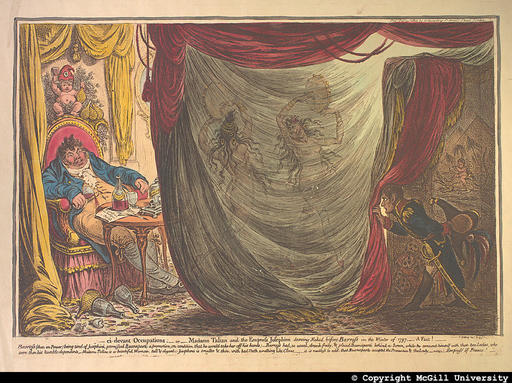 McGill University Napoleon Collection Print