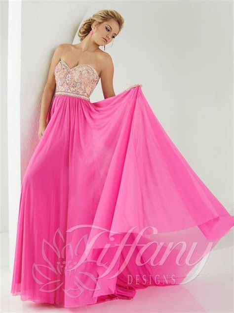 Tiffany Designs   16187   Prom Dress   Prom Gown   16187