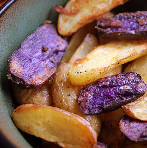 fingerlings baked