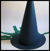 Witch's Hat Crafts Ideas for Kids