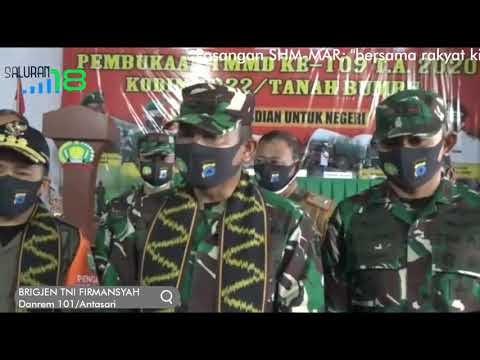 Kampanye Pilkada, Imbauan Danrem 101/Antasari