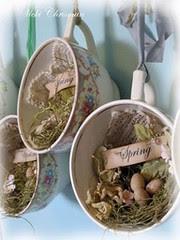 nest in teacup