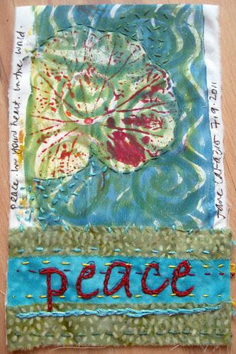 flag #9 ~ Peace