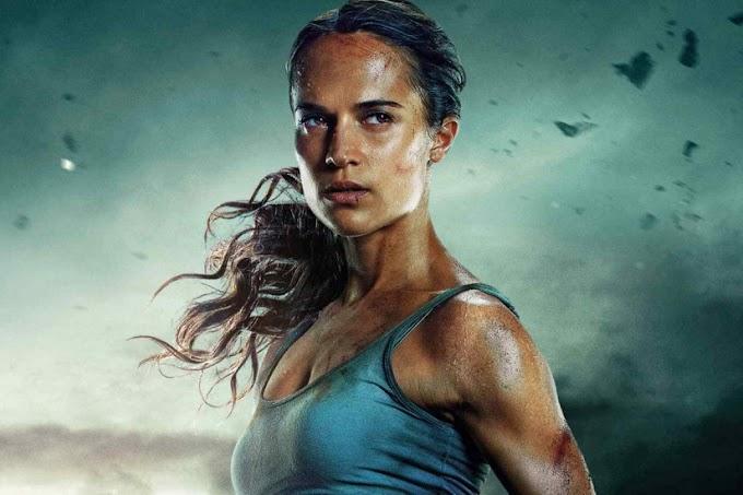 Tomb Raider volta às telas com muita ação