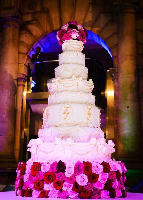 Nigerian Wedding Cakes   Hall of Cakes