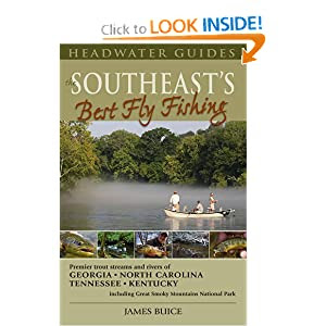 The Southeast's Best Fly Fishing