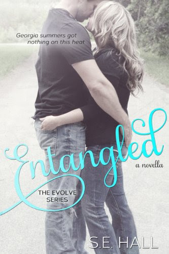 Entangled (Evolve Series Novella 2.5) by S.E. Hall