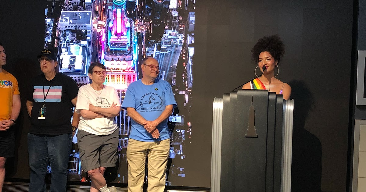 NYC Pride Parade 2019: Thousands march for WorldPride ...