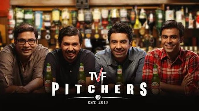 TVF Pitchers Season 1 Complete 720p HDRip Download