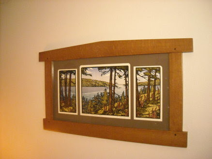 Calvos Passage Arts And Crafts Frame By Pintodeluxe At Lumberjocks