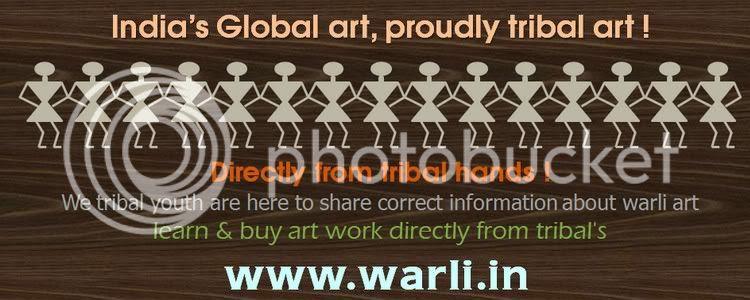 Tribal Art | Warli Art