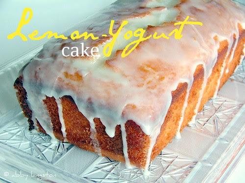 Lemon-Yogurt Cake