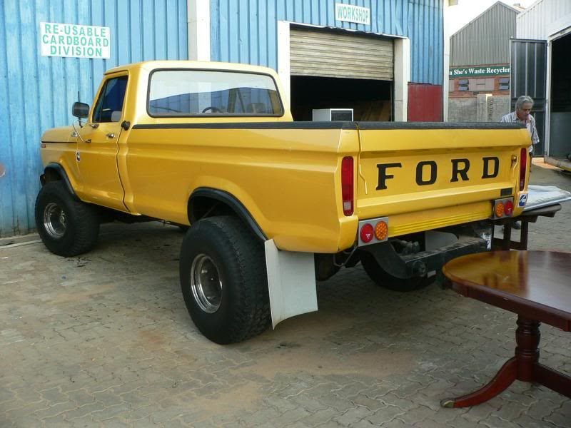 Ford F100 For Sale South Africa | 2016 - 2017 Best Car Reviews