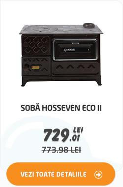 Soba Hosseven Eco II la 729.01 lei