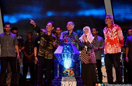 Pendekatan Pak Lah, Najib punca 2020 tak maju?