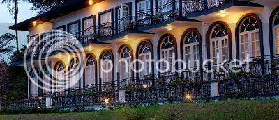 Cameron Highlands Resort facade 1