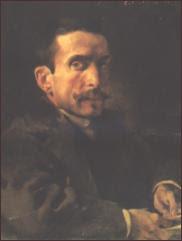 Abel Botelho - Pintura de Columbano