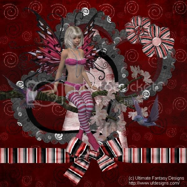 Fairies,Fantasy,Love or Lust,Valentine's Day