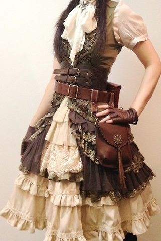 Autumn Activities for Home and Family: Steampunk Halloween Costume ...