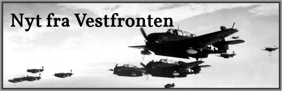 Nyt fra Vestfronten