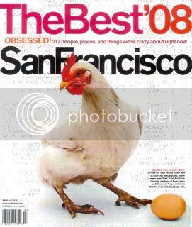 "Voted ""Best Stylist"" by San Francisco Magazine's Reader Poll!"