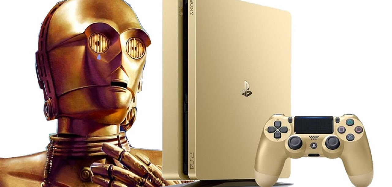New Gold PS4 1TB console now available at $50 off screenshot