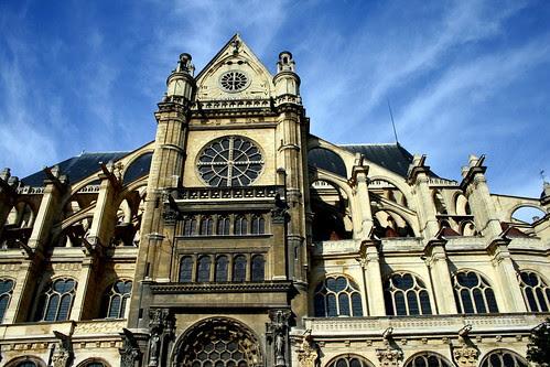 Église Saint-Eustache, Paris