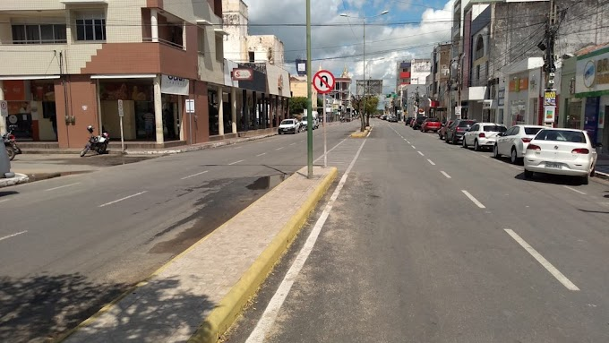 Justiça suspende funcionamento do comércio de Sousa, na PB