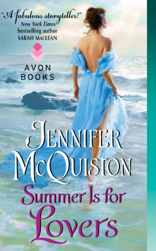 Summer Is for Lovers by Jennifer McQuiston