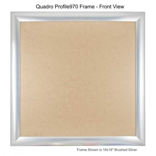 24x24 Picture Frames Profile970 Box Of 2