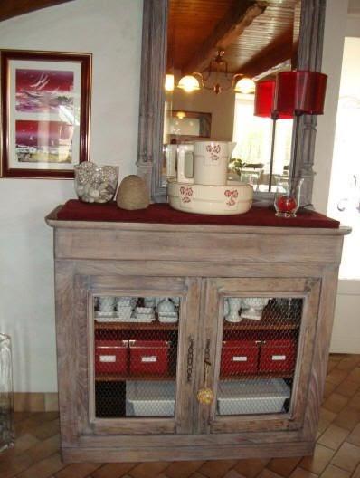 mobilier table comment ceruser un meuble. Black Bedroom Furniture Sets. Home Design Ideas