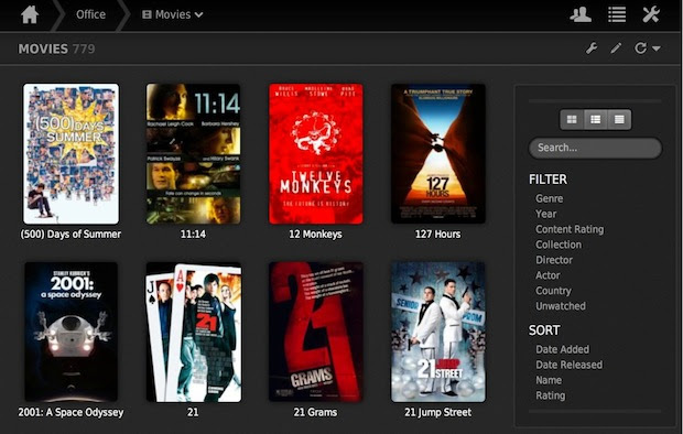 Plex Media Server update brings web client for all, new PlexPassonly feature teased