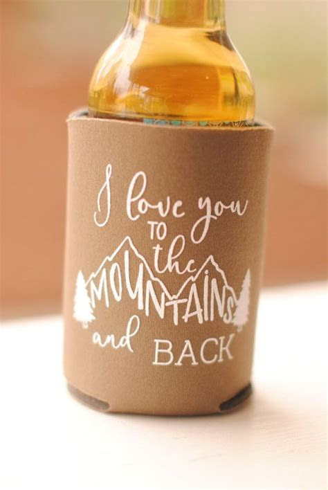 Fall Wedding Favors for Guests   Personalized Rustic