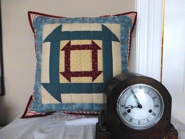 Dad's Civil War cushion 001
