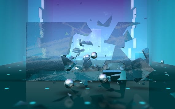 Smash Hit Android Ya disponible la física de objetos de Smash Hit en la Play Store