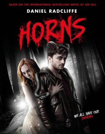 Poster Of Hollywood Film Horns (2013) In 300MB Compressed Size PC Movie Free Download At downloadmovie365.blogspot.com