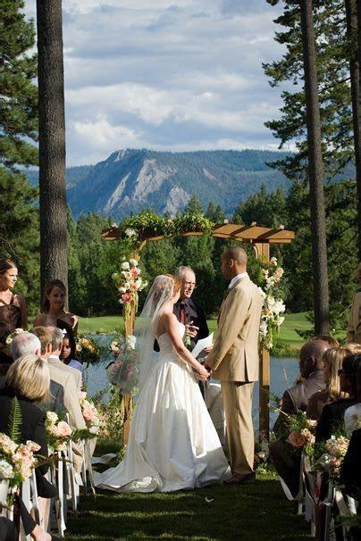 Wedding at Suncadia Resort Washington State.   Sageberry