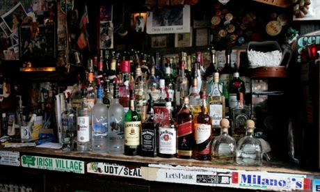 El bar del Milano SoHo