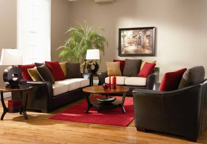Sofa Kissen - funktionale und schöne Dekoration für das Sofa