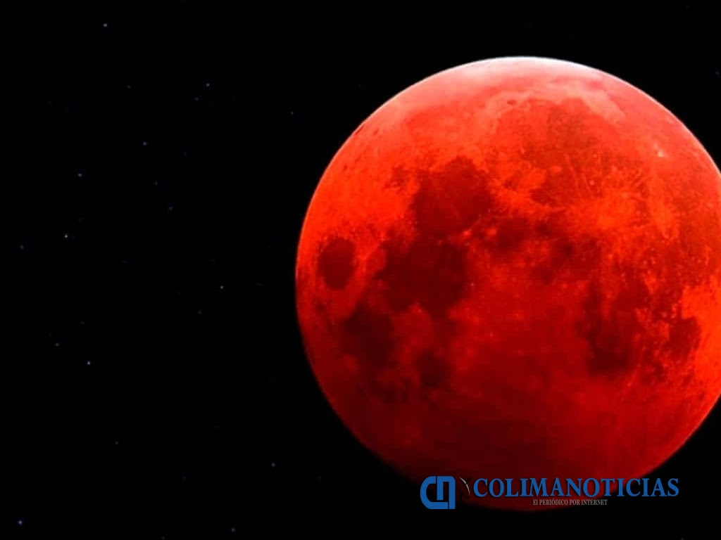 En Qué Consiste La Superluna De Sangre De Lobo Que Podremos