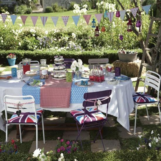 Garden buys from Homebase | Garden party decorating ideas ...