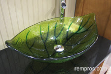 Glass Vessel Vs Ceramic Undermount Bathroom Sink Comparison Chart